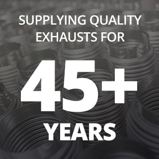 Supplying Quality Exhausts for 40 Years